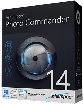 Ashampoo Photo Commander v14.0.1 - Ita