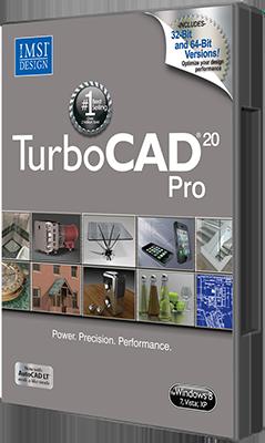 IMSI TurboCAD Pro Platinum 2015 v22.2.54.3 - Eng