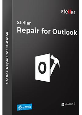 Stellar Repair for Outlook Professional v10.0.0.1 - Eng