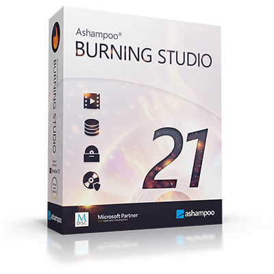 Ashampoo Burning Studio v21.1.0.35 - ITA