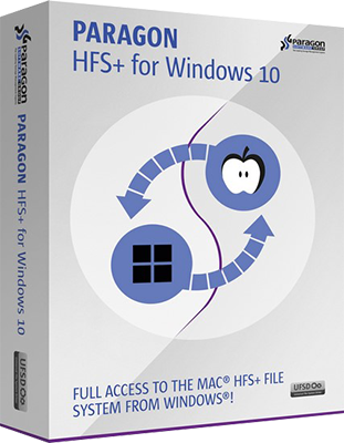 Paragon HFS+ for Windows v10.5.0.95 - Ita