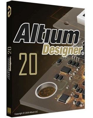 Altium Designer 20.2.5 Build 213 x64 - ENG