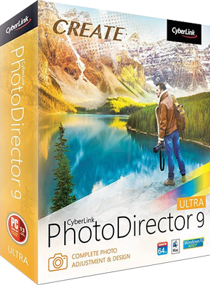 CyberLink PhotoDirector Ultra v9.0.2727.0 - ITA