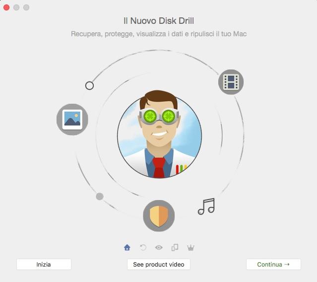 [MAC] Disk Drill Entreprise 3.8.961 macOS - ITA