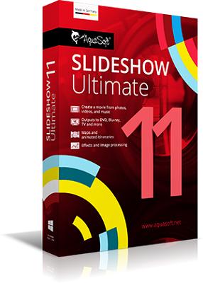 AquaSoft SlideShow Ultimate v11.8.05 - ENG