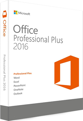 Microsoft Office Professional Plus 2016 VL v16.0.4312.1000 AIO 2 in 1 Preattivato - Ita