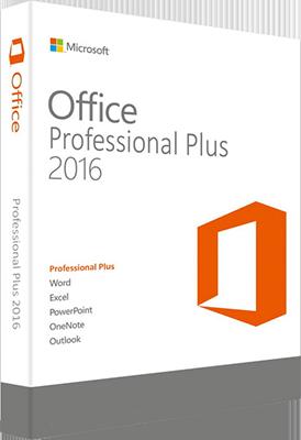 Microsoft Office 2016 Professional Plus AIO 2 in 1 v16.0.4639.1000 - Maggio 2018 - Ita