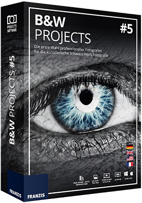 [MAC] Franzis BLACK & WHITE projects 5.52.02653 - Eng