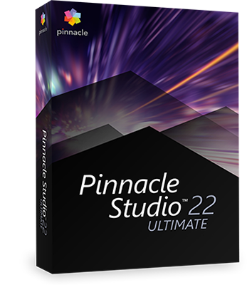 Pinnacle Studio Ultimate v22.2.0.325 64 Bit + Content Pack - ITA