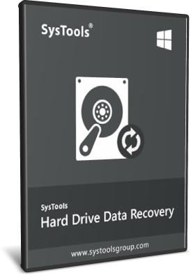 SysTools Hard Drive Data Recovery v10.1.0.0 - ENG