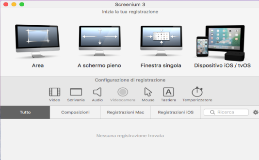 [MAC] Screenium 3.2.8 macOS - ITA