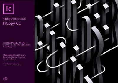 Adobe InCopy CC 2018 v13.0.1 - ITA