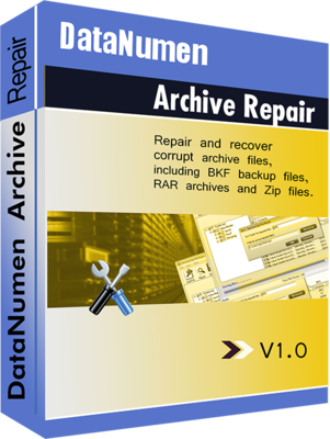 [PORTABLE] DataNumen Archive Repair v2.7.0.0 Portable - ENG