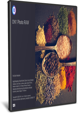 [MAC] ON1 Photo RAW 2020 v14.0.0.7975 macOS - ENG