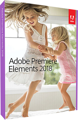 [MAC] Adobe Premiere Elements 2018 v16.1 MacOSX - ENG
