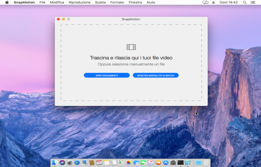 [MAC] SnapMotion 4.2.5 macOS - ITA