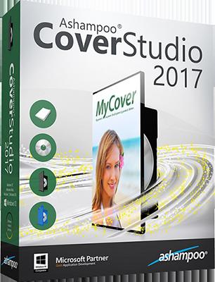 Ashampoo Cover Studio 2017 v3.0 - Ita