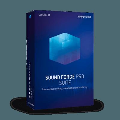 MAGIX SOUND FORGE Pro Suite 14.0.0.43 - ENG