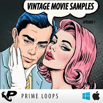 Prime Loops Vintage Movie Samples Episode 1