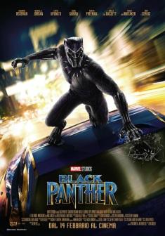 Black Panther (2018) MD MP3 HDCAM 720p MKV - ITA