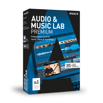 MAGIX Audio & Music Lab 2017 Premium v22.2.0.53 DOWNLOAD ENG