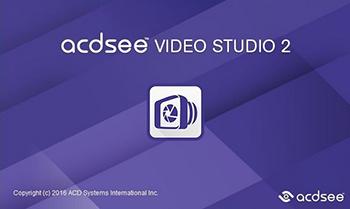 ACDSee Video Studio v2.0.0.360 64 Bit - Eng