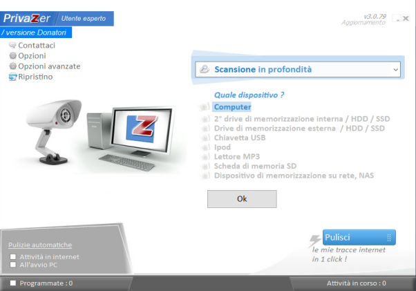 [PORTABLE] PrivaZer 3.0.83.0 Donors Version Portable - ITA