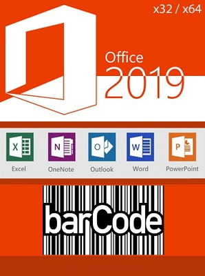 Microsoft Office Professional Plus VL 2019 AIO 2 in 1 - 1904 (Build 16.0.11601.20144) - ITA