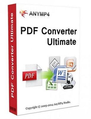 AnyMP4 PDF Converter Ultimate 3.3.32 - ENG