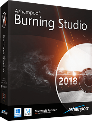 Ashampoo Burning Studio 2018 v19.0.0.4 - ITA