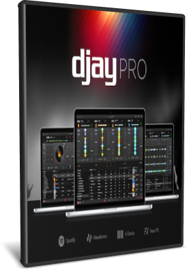 [MAC] Algoriddim djay Pro 2 v2.1.2   Complete FX Pack macOS - ITA