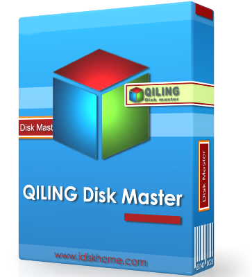 QILING Disk Master Technician v5.0 WinPE - ENG