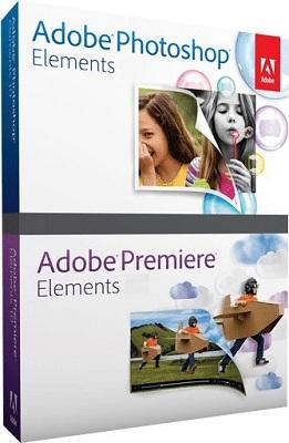 Adobe Photoshop Elements 2020 v18.0 64 Bit - ITA