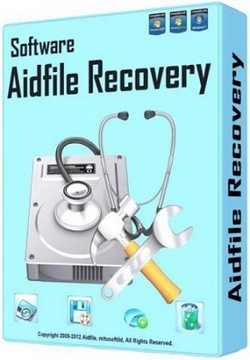 Aidfile Recovery Software 3.7.0.6 - ENG