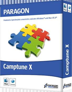 [MAC] Paragon Camptune X 10.10.20 MacOSX - ITA