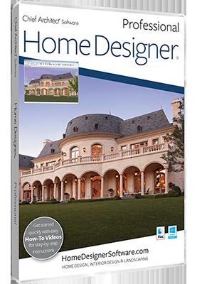 Home Designer Professional 2020 v21.3.0.85 x64 - ENG
