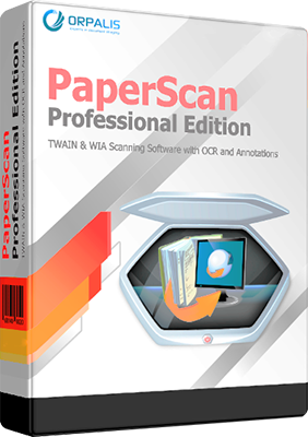 [PORTABLE] ORPALIS PaperScan Professional Edition 3.0.34  Portable - ENG