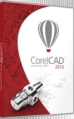 CorelCAD 2016.5 Build 16.2.1.3056 - Ita