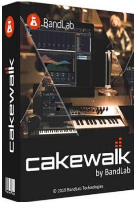 BandLab Cakewalk v25.11.0.54 x64 - ITA