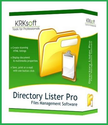 [PORTABLE] Directory Lister Pro Enterprise Edition 2.42 Portable - ITA