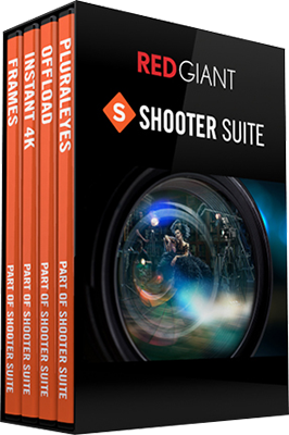 Red Giant Shooter Suite 13.1.12 x64 - ENG