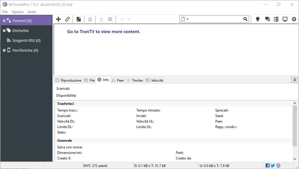 [PORTABLE] BitTorrent Pro v7.10.5 Build 45597 Portable - ITA