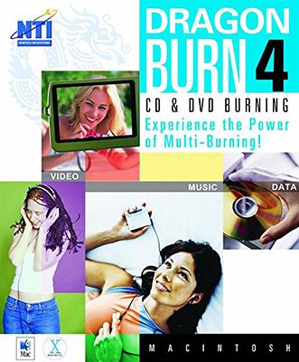 [MAC] NTI Dragon Burn v4.5.0.45 - Ita