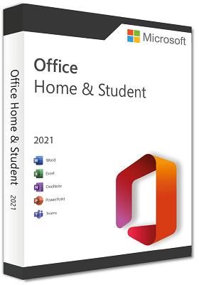 Microsoft Office Home Student 2021 - 2109 (Build 14430.20276) - ITA