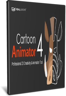 Reallusion Cartoon Animator v4.11.1123.1 Pipeline x64 - ENG