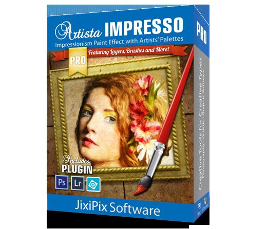 [MAC] JixiPix Artista Impresso Pro v1.2.3 macOS - ENG