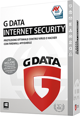 G DATA Internet Security v25.3.0.1 - ITA