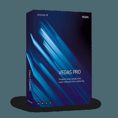 MAGIX VEGAS Pro 17.0.0.421 x64 - ENG