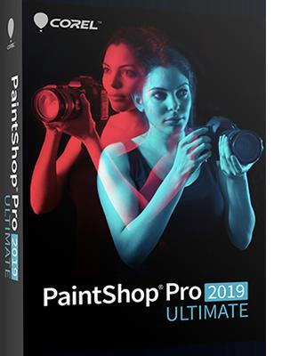 Corel PaintShop Pro 2019 Ultimate v21.1.0.22 - Ita