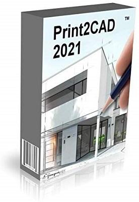 BackToCAD Print2CAD 2021 v21.35 x64 - ITA